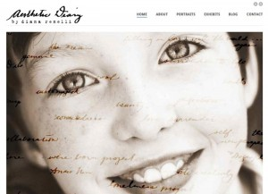 Diana Renelli Photography website